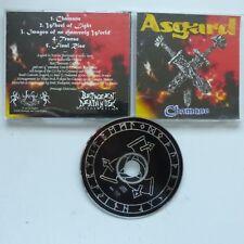 CD  ASGARD   Chamane  K01  DEATH METAL