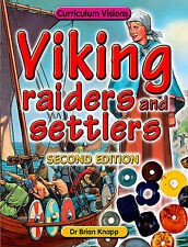 Knapp, Brian, Viking Raiders and Settlers, Very Good Book