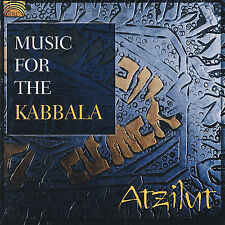 Atzilut-Music For The Kabbalah (Israel CD NEW