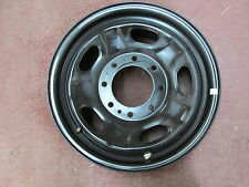 "FORD SUPERDUTY SPARE F- 250 F- 350 17"" BLACK STEEL WHEEL RIM"
