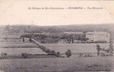 DOURGNE 12 vue générale de l'abbaye de sainte-scholastique