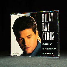 Billy Ray Cyrus - Achy Breaky Heart - music cd EP
