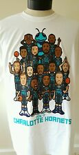 Charlotte Hornets Tykes XL Team T-shirt Promo From Knicks Game PROMO collab HUGO
