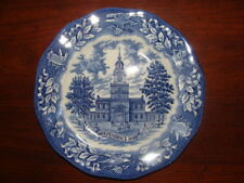 Avon Vintage Independence Hall Plate 1776-1976 Collector England