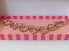 Victoria's Secret NIB Angel Wings Large Link Chunky Bracelet  Lovely!
