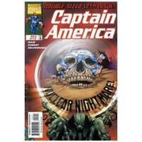 Captain America (1998 series) #12 in Near Mint condition. Marvel comics [*9y]