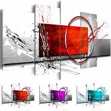 ABSTRACT Canvas Wall Art Image Photo Print a-A-0012-b-n