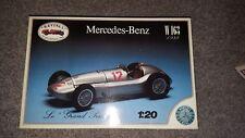 Mercedes Benz 1939 W163 revival brand 1:20 model kit [ metal] grand prix winner