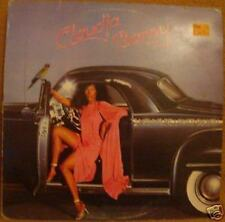 CLAUDJA BARRY I WANNA BE LOVED BY YOU RECORD ALBUM LP