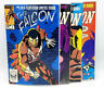 The Falcon 1-4 Complete Set Marvel Comics 1983 Vintage Retro Lot Comic Book NICE