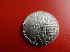 * Niderlande 20 Euro 1998 Silber PP *Maarten Harpertsz.Tromp (Alb.1)