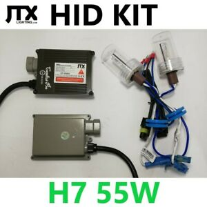 H7 JTX HID Kit 55W 12V 24V XENON suits MERCEDES-BENZ M-Class S-Class SL SLK
