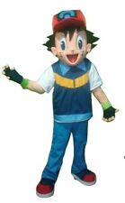 Pokemon Ash Pikachu Squirtle Mascot Costume Halloween Party Character