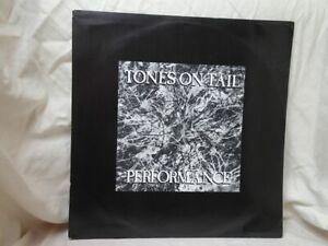 "Tones On Tail:   Performance  1984  EX   12""  Bauhaus"