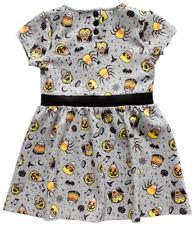 Sourpuss Candy Cornies Corn Bats Halloween Monsters Childrens Kids Dress SPKDR15