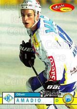 2002-03 Swiss Ice Hockey Cards #280 Oliver Amadio