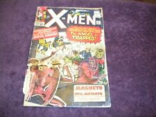 X-Men 5 Marvel The Angel Trapped Magneto Evil Mutants Strike Again