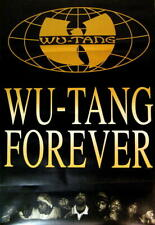 WU-TANG CLAN RIESENPOSTER GIANT POSTER FOREVER - ca. 150x100cm