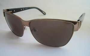 GIVENCHY SUNGLASSES SGV 460 0R80 ANTIQUE BRONZE BROWN BNWT GENUINE