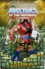 Masters of the Universe Classics (MOTUC) Goat Man – NEU / MISB