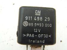 Vauxhall Frontera Relay 91149829 (1995-1998)