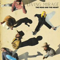 The Head And The Heart - Living Mirage [New CD, 2019] *FREE SHIPPING