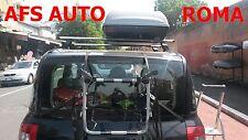 BOX AUTO PORTATUTTO BAULE KRONO 480+BARRE ALL.MULTIPLA 2009+PORTABICI MULTIPLA
