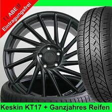 """18"""" ABE Keskin KT17 MB Allwetter Reifen 225/40 für VW Passat 3C bis 2010"""