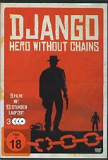 Django hero without chains - 9 Filme 3 Disc (FSK 18 Sonderversand/NEU/OVP)