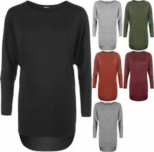 Long Sleeve Machine Washable Knit Tops & Blouses for Women