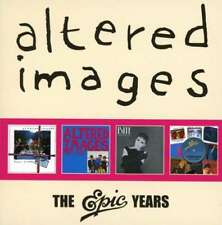Altered Images - Epic Years 4cd Boxset,the NEW CD