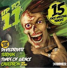UP TO 11<>Metal Hammer promotional CD
