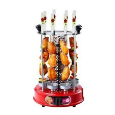 Electric Revolving Barbecue Grill Machine Rotary Grilling Machines Cooking Tools