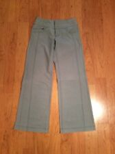 Women's Athleta Waterproof Lightweight Softshell Gray Pants Size 4