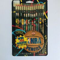 NEW Vintage NBA 1996 Western Conference Pentech Pencils. Sealed Made In USA