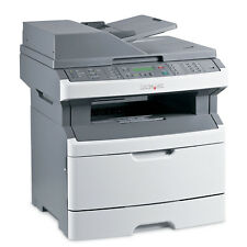 Lexmark All-in-One Mono X364dn Drucker Scanner Fax Kopierer 23.900 Seiten #77