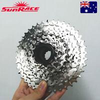 SUNRACE 8/9 Speed MTB Bike 11-40T Cogs Cassette Detachable Sprocket Cassettes