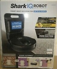 New Sealed Shark IQ Robot Vacuum UR105AE Self-Empty Base Wi-Fi Home Map