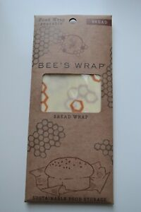 Bee's Wrap Re-usable Organic Sustainable Bees Wax Food Wrap - Bread Wrap