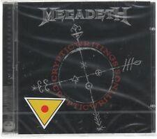 MEGADETH CRYPTIC WRITINGS CD F.C. CAPITOL SIGILLATO!!!