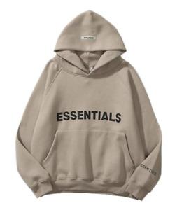 FOG Fear of God Essentials Hoodie Couple Sweater Mens Womens High Street Jacket