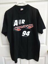 1994 Minor League Baseball Hickory Crawdads Michael Jordan T-Shirt Men XL