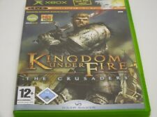 !!! XBOX CLASSIC SPIEL Kingdom under Fire the Crusaders GUT !!!