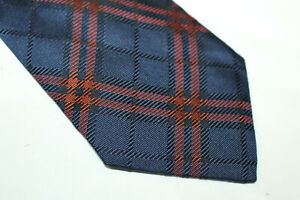 LES COPAINS Silk tie Made in Italy F18504