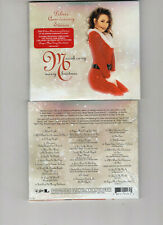 MARIAH CAREY - MERRY CHRISTMAS: DELUXE ANNIVERSARY EDITION (2CD 2019) NEW