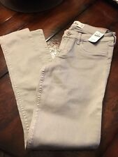 HOLLISTER BY ABERCROMBIE & FITCH WOMEN SUPER SKINNY JEANS 7 R W 28 NEW $59.50