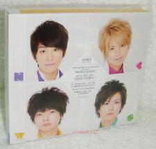 J-POP News News 2013 Taiwan 2-CD+32P Ltd Ver.B (compass WORLD QUEST Greedier)