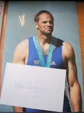 2000 GIOCHI OLIMPICI SYDNEY 2000: CANOTTAGGIO-Redgrave, Steve [in piedi per nazionali Antea