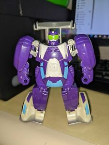 "Playskool Heroes Transformers Rescue Bots Blurr 4.5"" Action Figure"