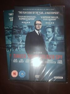 Tinker, Tailor, Soldier, Spy DVD (New and Sealed) With Cover